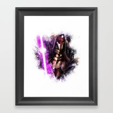Darth Revan Framed Art Print