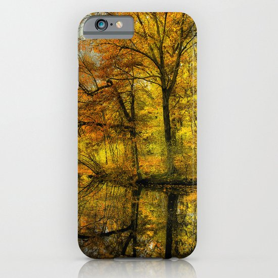 Fall colors of New England iPhone & iPod Case