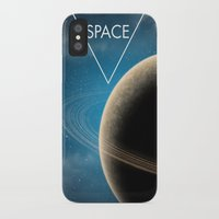 planet iPhone & iPod Cases featuring Planet by Natalie Reed