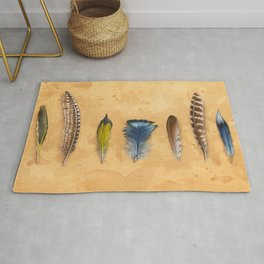 Midwest Feathers Rug
