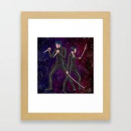 Lukagami - Hunters Framed Art Print