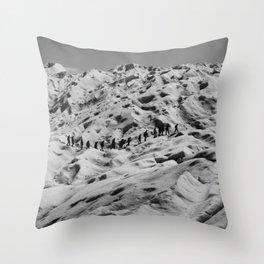 Moon Walkers Throw Pillow