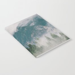 Vancouver Fog Notebook