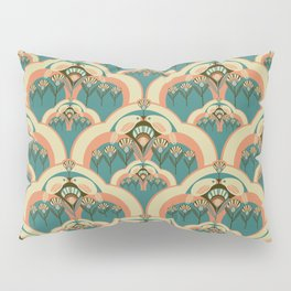A Deco Garden Pillow Sham