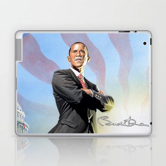 Barack Obama Laptop & iPad Skin