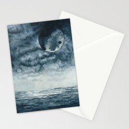 Gravitational Pull Stationery Cards