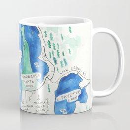 McCall Idaho Coffee Mug