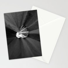 water drop XI Stationery Cards
