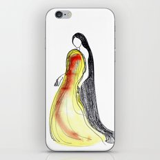character VIII iPhone & iPod Skin