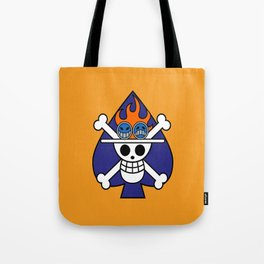 Fire fist ace Tote Bag