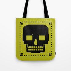 grrr skull. Tote Bag