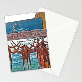 Ammoudi Fish Tavern, Oia Stationery Cards