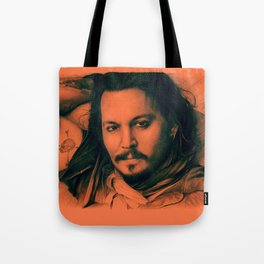 Johnny Depp II. Tote Bag