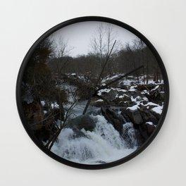 Great Falls, Potomac. Wall Clock