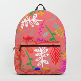 Folky garden Backpack