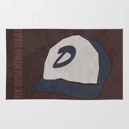 The Walking Dead game: Clementine's hat Rug