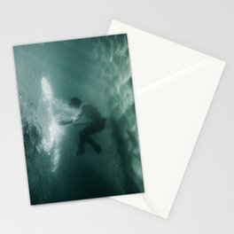 Underwater Portal Stationery Cards