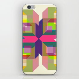 Cubi Replicati iPhone Skin