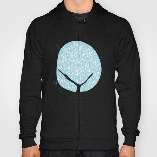 Tree of life - baby blue Hoody