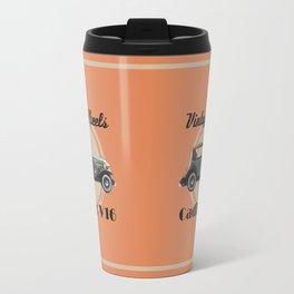 Vintage Wheels: 1931 Cadillac V16 Travel Mug