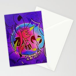 CRÁNEOS 34 Stationery Cards