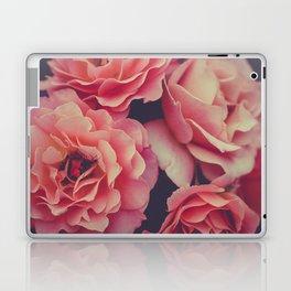 Roses in the night garden Laptop & iPad Skin
