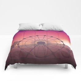 Festival Inspired Sunset Comforters