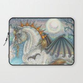 SPELLBOUND - Gothic Halloween Unicorn Laptop Sleeve