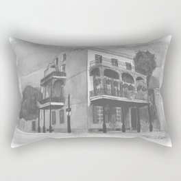 Lafitte Guest House Rectangular Pillow