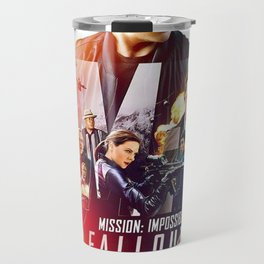 Mission Impossible 2018 Travel Mug