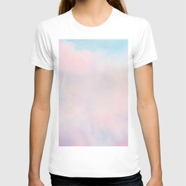 cotton candy dreaming T-shirt