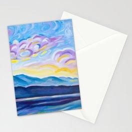 Jetstream and Comox Glacier Stationery Cards
