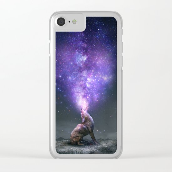 All Things Share the Same Breath Clear iPhone Case