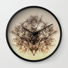 Visions One Wall Clock