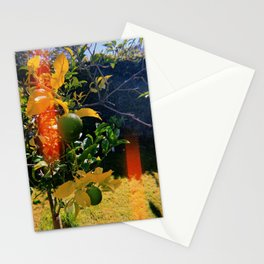 Lime Ready Stationery Cards