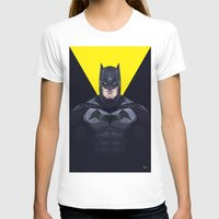 bat man T-shirts featuring Bat man by Muito