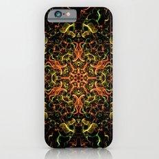 Christmas Tree Fractal Slim Case iPhone 6s