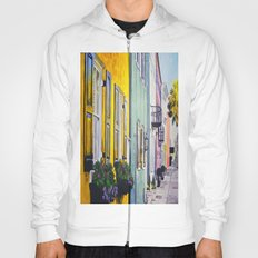 Row of Color Hoody