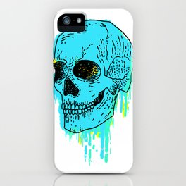 5Kull white iPhone Case