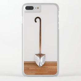 Hand Picker   HD Design Clear iPhone Case