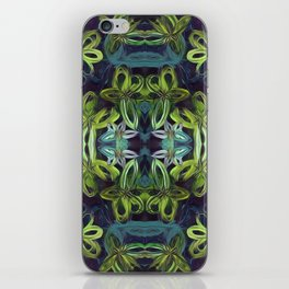 Tropical Greenery iPhone Skin
