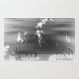 Windblown Reeds Rug