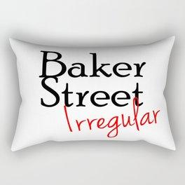 Baker Street Irregular Rectangular Pillow