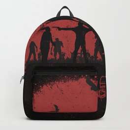 Zombie Control Backpack