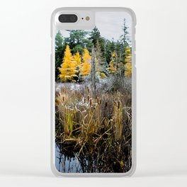A Song Softly Sung Clear iPhone Case