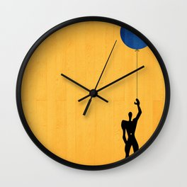 Homo Ludens Wall Clock