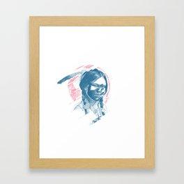 DONOMA Framed Art Print
