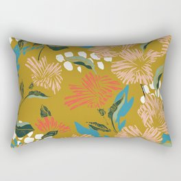 Flowering sweet bloom 02 Rectangular Pillow
