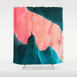 We understand only after Shower Curtain