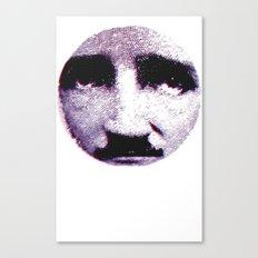 Eddie looks sad Canvas Print